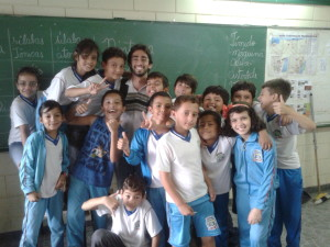 teaching in brazil